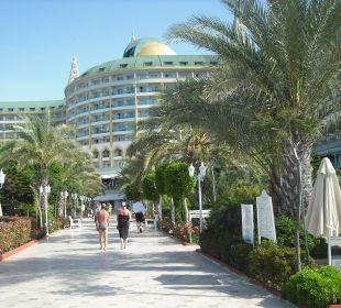 Vom Hotel zum Meer Hotel Delphin Imperial