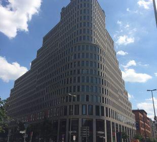 Außenansicht des Hotels Hotel Sofitel Berlin Kurfürstendamm