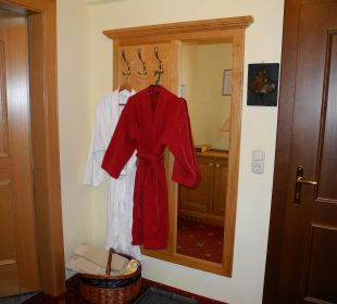 Garderobe Suite Leopold Vital Hotel Zum Ritter