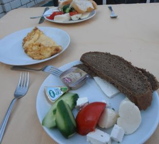 Snídaně Hotel Krizantem
