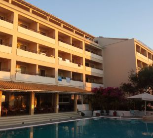 Aug 16 Hotel Elea Beach