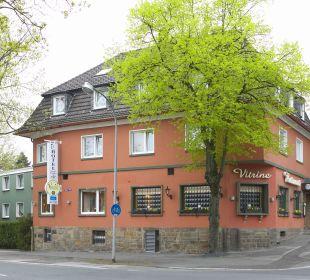 Außenansicht Hotel Schmidt-Mönnikes