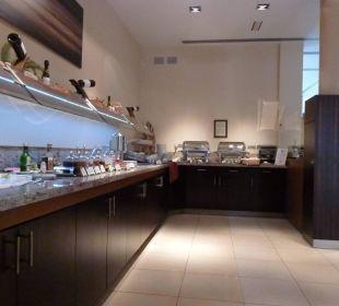 Frühstück Hotel Luz Del Mar