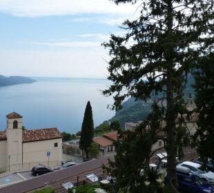 Der Ausblick von Zimmer 223 Hotel Bellavista