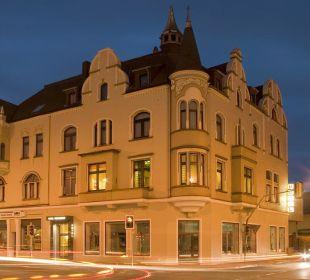 Aussenansicht Hotel Reichshof Garni