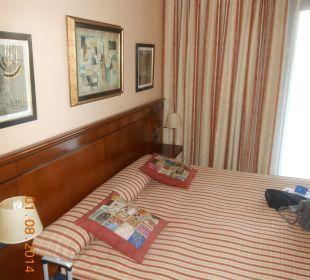 Doppelbett Hotel Boutique Villa VIK