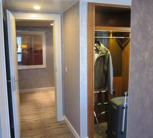 Eingangsbereich Corner Suite