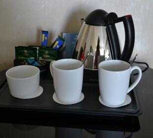 Wasserkocher für Tee und Kaffee