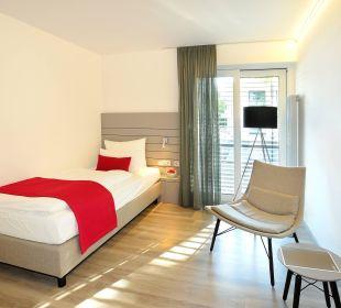 Einzelzimmer Standard Schlosshotel Monrepos