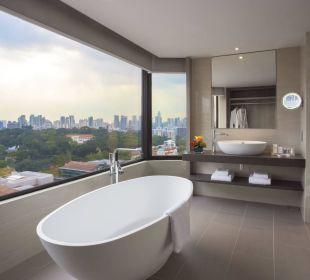 Studio Room Bathroom Carlton Hotel Singapore