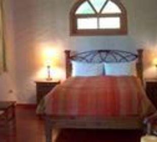 Innenansicht Gästezimmer Hacienda Los Andes
