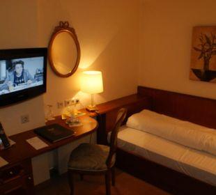 Das Zimmer Hotel Capricorno
