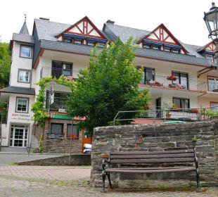 Vorderfront Hotel Lipmann Am Klosterberg / Altes Zollhaus