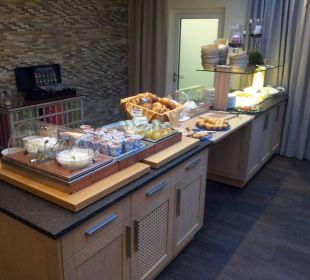 Frühstücksbuffet 2 Ringhotel Central