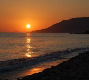 7.oo Uhr Sonnenaufgang