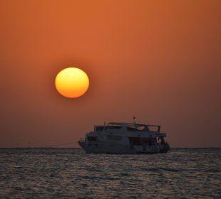 Sonnenaufgang Hotel Iberotel Makadi Beach