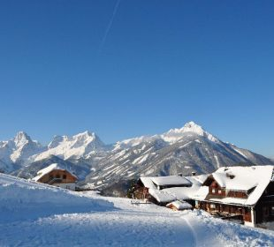 Unser Skihang mit eigenem Lift Almgasthof Baumschlagerberg