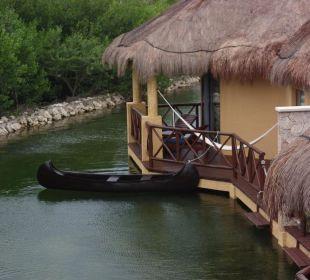Maya Suiten von der Kanalseite