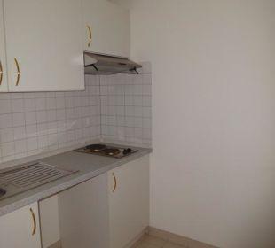 Kochnische NewLivingHome Appartements Hamburg