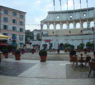 Innenbereich vom Hotel Hotel Colosseo Europa-Park