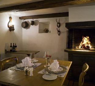 Restaurant Il Capitan Chesa Salis Historic Hotel Engadin