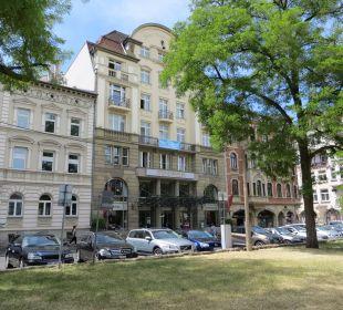 Das Steigenberger Thüringer Hof. Steigenberger Hotel Thüringer Hof