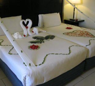 Bettdeko Hotel Reef Oasis Blue Bay