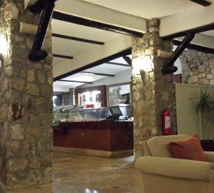 Törtchenbar ohne Inhalt! Martı Resort De Luxe