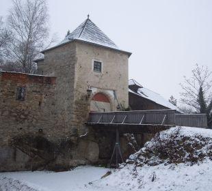 Burg Kreuzen  Hotel Schatz.Kammer Burg Kreuzen