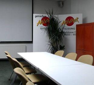 Seminar Sporthotel Aktivpark Güssing