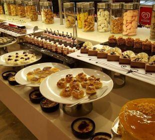 Kuchenköstlichkeiten Sensimar Side Resort & Spa
