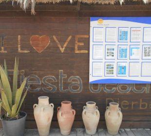 Strand Hotel Fiesta Beach Djerba