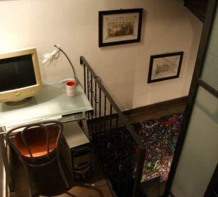 Internet point Hotel Globetrotter