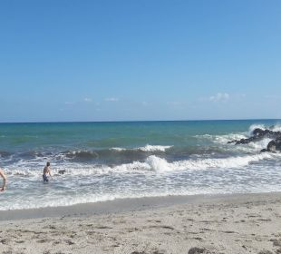 Meer am Nachmittag AKS Annabelle Beach Resort