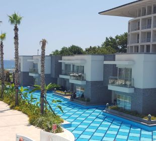 Neuer Pool Kilikya Palace Göynük