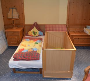Zimmer 401 - Kinderbereich Familienhotel Filzmooserhof