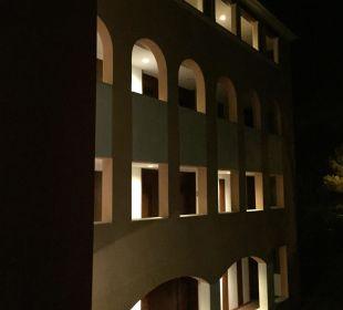 Bei Nacht Hotel Don Antonio