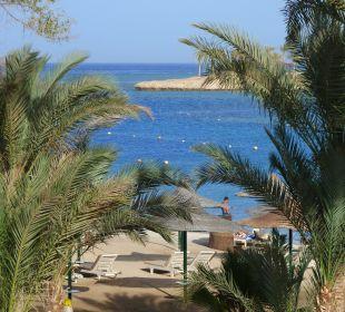 Blick vom Beachfront Zimmer Brayka Bay Resort