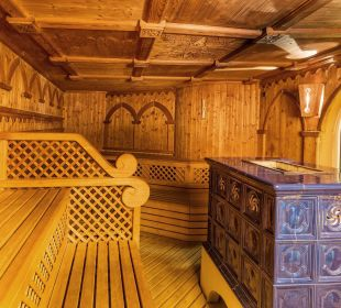 Sauna finlandese Leading Relax Hotel Maria