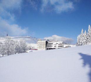 Winterwetter Familotel Hotel Feldberger Hof