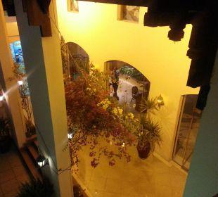 Terrasse vorm Hotel Hotel Le Pacha Beach Resort