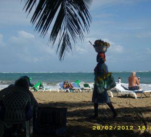 Strandverkauf Hotel Tropical Clubs Cabarete