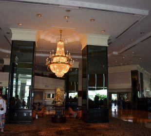Rezeption Hotel Holiday Inn Chiangmai