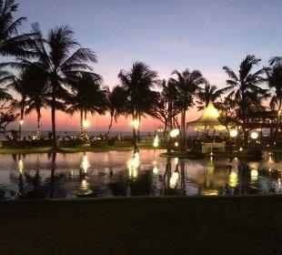 Sonnenuntergang  The Samaya Bali - Seminyak