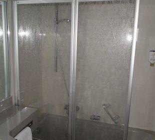 Das Badezimmer 2 Ringhotel Central