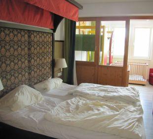 Elternschlafzimmer Familotel Hotel Feldberger Hof