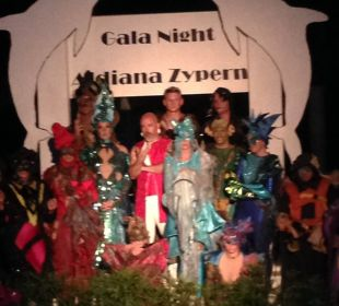 Gala Club Aldiana Zypern