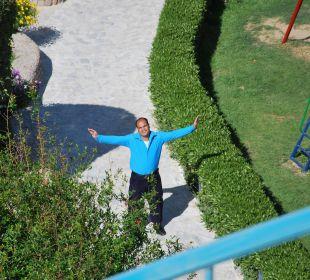 Der beste Kelner überhaupt Hotel Le Pacha Beach Resort