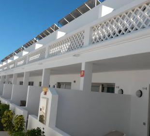 Blick nach Rechts  Hotel Las Costas