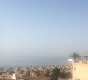 Blick aufs Meer Hotel Shams Safaga
